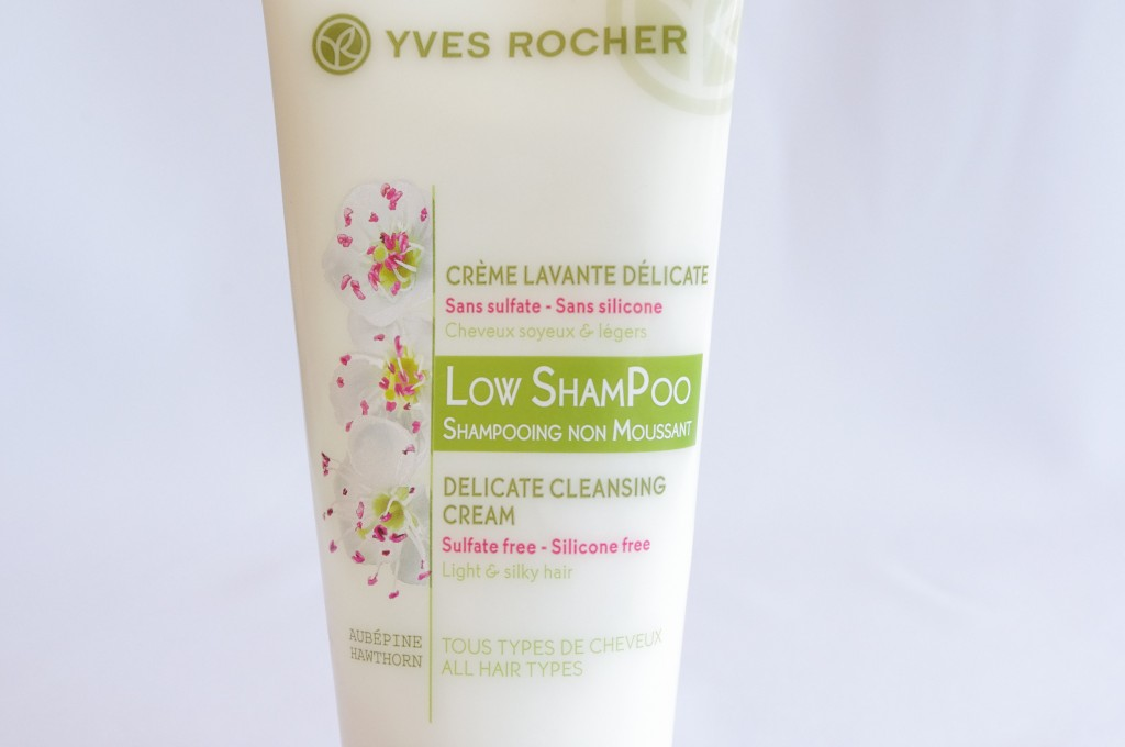 low shampoo yves rocher 1