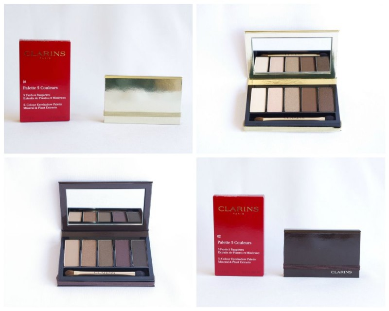pretty day & night clarins